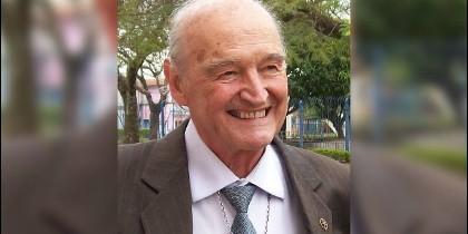 Óscar González Quevedo Bruzan, el padre Quevedo