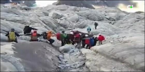 Cuatro personas fallecieron al descender de nevado — Áncash