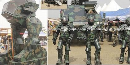 Armas africanas