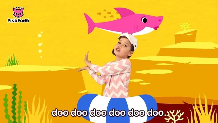 Baby Shark llega al Top 40 de los Hot 100 de Billboard