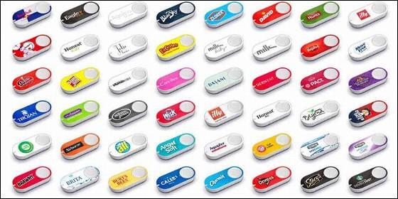 El Amazon Dash Button.