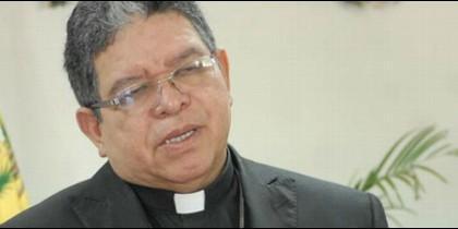 Monseñor José Luis Azuaje, presidente de los obispos venezolanos