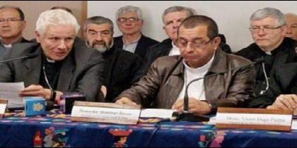 Los obispos de Guatemala, en rueda de prensa