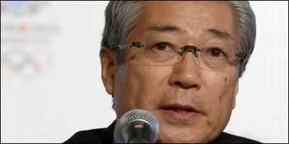Presidente del Comité Olímpico Japonés
