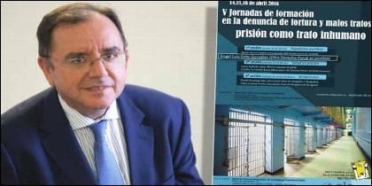 Ángel Luis Ortiz, secretario general de Instituciones Penitenciarias.