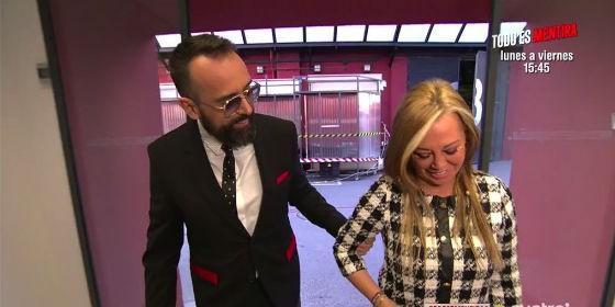 Risto Mejode y Belén Esteban