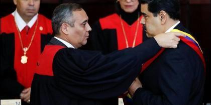 Jura de Nicolás Maduro