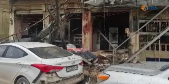 Ataque terrorista en Siria