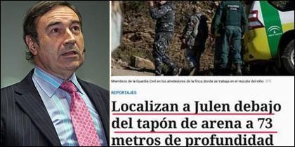Pedrojota y el vergonzoso titular falso sobre Julen.