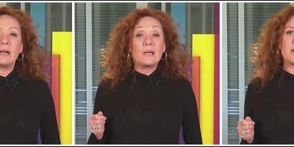Cristina Fallarás en 'Tot es Mou'.