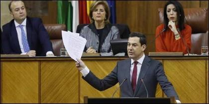 Juanma Moreno Bonilla (PP).