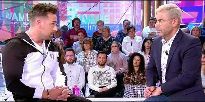Rafa Mora y Jorge Javier Vázquez  (Telecinco)