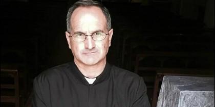 El padre Carlos Scarlata, de la diócesis de San Rafael