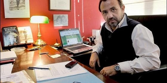 Enrique Vila, presidente de SOS Raíces