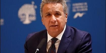 Lenín Moreno, presidente de Ecuador