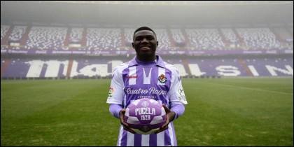 El nuevo e ilusionante fichaje del Real Valladolid