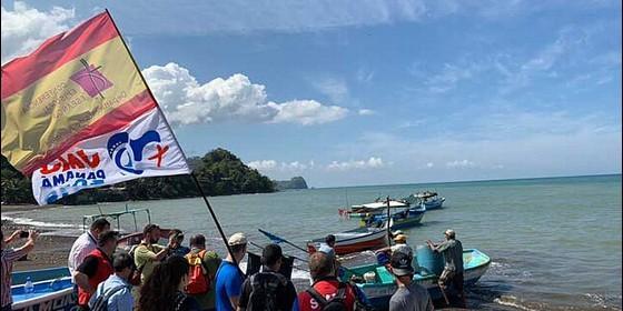 Presencia española en Panamá