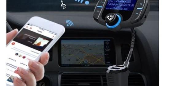 Transmisores FM para coche