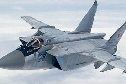 Caza MiG-31