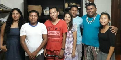 Jóvenes indígenas brasileños, preparados para la JMJ