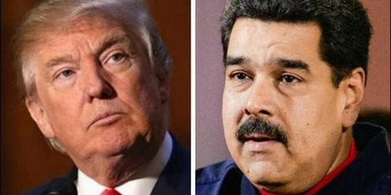 Nicolás Maduro envía mensaje a Trump en entrevista con María Elvira Salazar