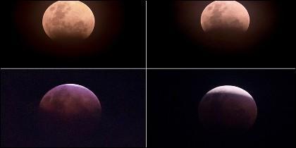 Luna se sangre