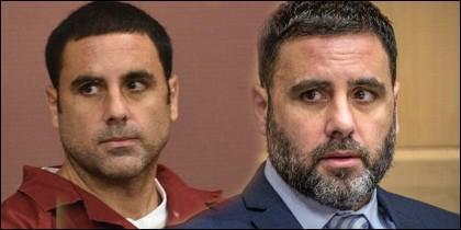 Pablo Ibar, antes y ahora.