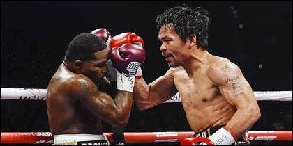 Manny Pacquiao ante Adrien Broner