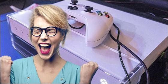 Mujer despechada vende el Xbox One de su esposo infiel por menos de $4