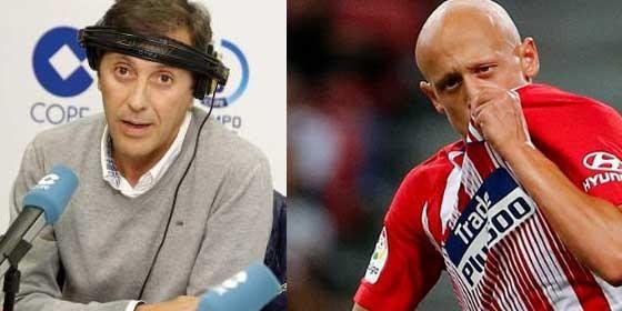 Paco González y Víctor Mollejo.