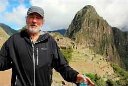 Robert de Niro en Machu Picchu