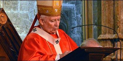 Cañizares celebra la eucaristía en honor a san Vicente Mártir