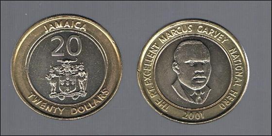 Moneda de Jamaica