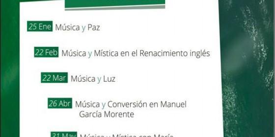 Mística y Música