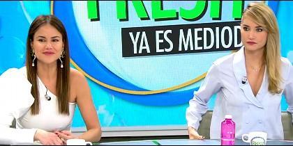 Mónica Hoyos y Alba Carrillo  (Telecinco)