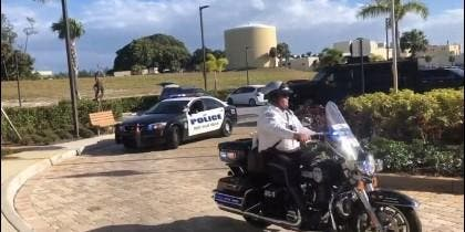 Policía florida