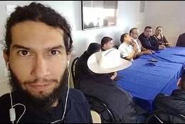 Rafael Murúa: el primer periodista asesinado en México en 2019.