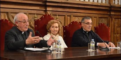 Monseñor Rodríguez habla sobre la caridad
