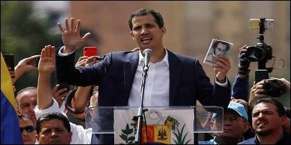 Juan Guaidó (VENEZUELA).