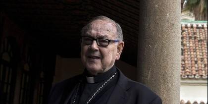 Fernando Sebastián, cardenal y arzobispo emérito de Pamplona y Tudela