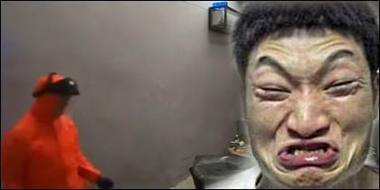Chino enfadado