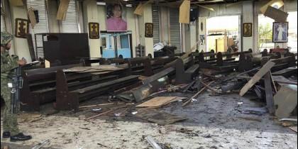 En el doble atentado murieron 19 personas y 48 resultaron heridas