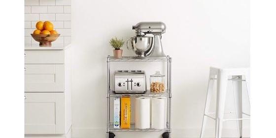 Muebles auxiliares de cocina baratos, (nuestra selección desde 12 ...