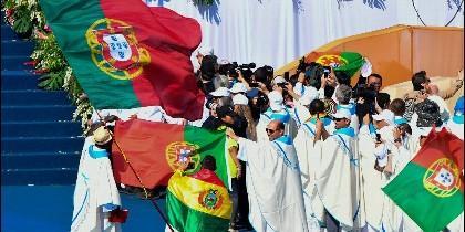 Jóvenes portugueses sueñan cómo será la gran asamblea juvenil de 2022