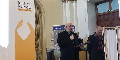 El Cardenal Osoro y David López