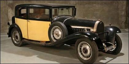 932 Bugatti Type 49 Berline 2/4 portes Vanvooren