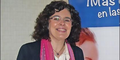 Rosa María Belda Moreno, escritora y médico