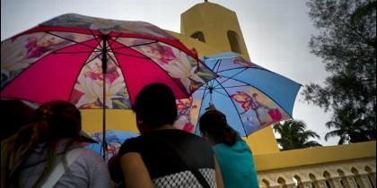 Construyen la primera iglesia en Cuba desde la Revolución