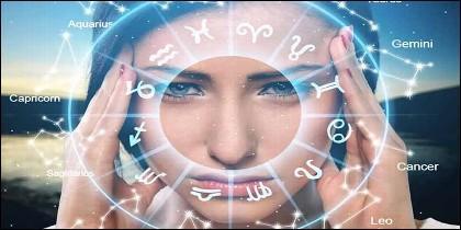 El horóscopo y los signos del Zodíaco.