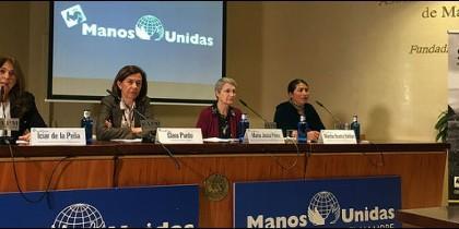 'Creemos en la igualdad y en la dignidad de las personas', lema de la 60 campaña de Manos Unidas